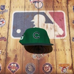 Chicago Cubs St. Patty's hat